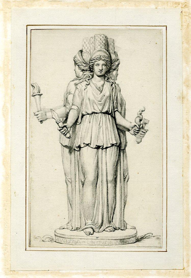 Deipnon- das Mahl der Göttin  Tempel der Hekate